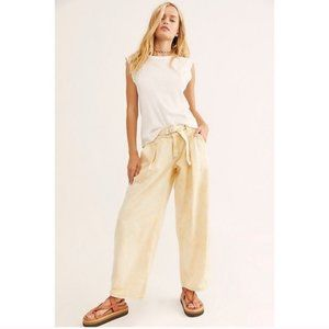🌟 FREE PEOPLE PALOMA SLOUCHY JEANS NWOT 🌟